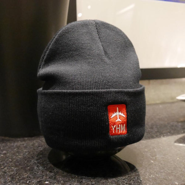 YHM Designs - Jetliner Airport Code Winter Hat 2