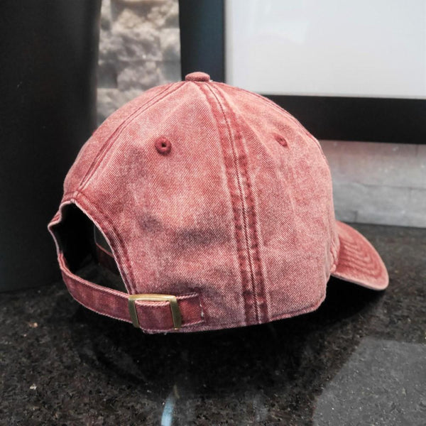 YHM Designs - Airport Code Cotton Twill Cap - Since XXXX 03