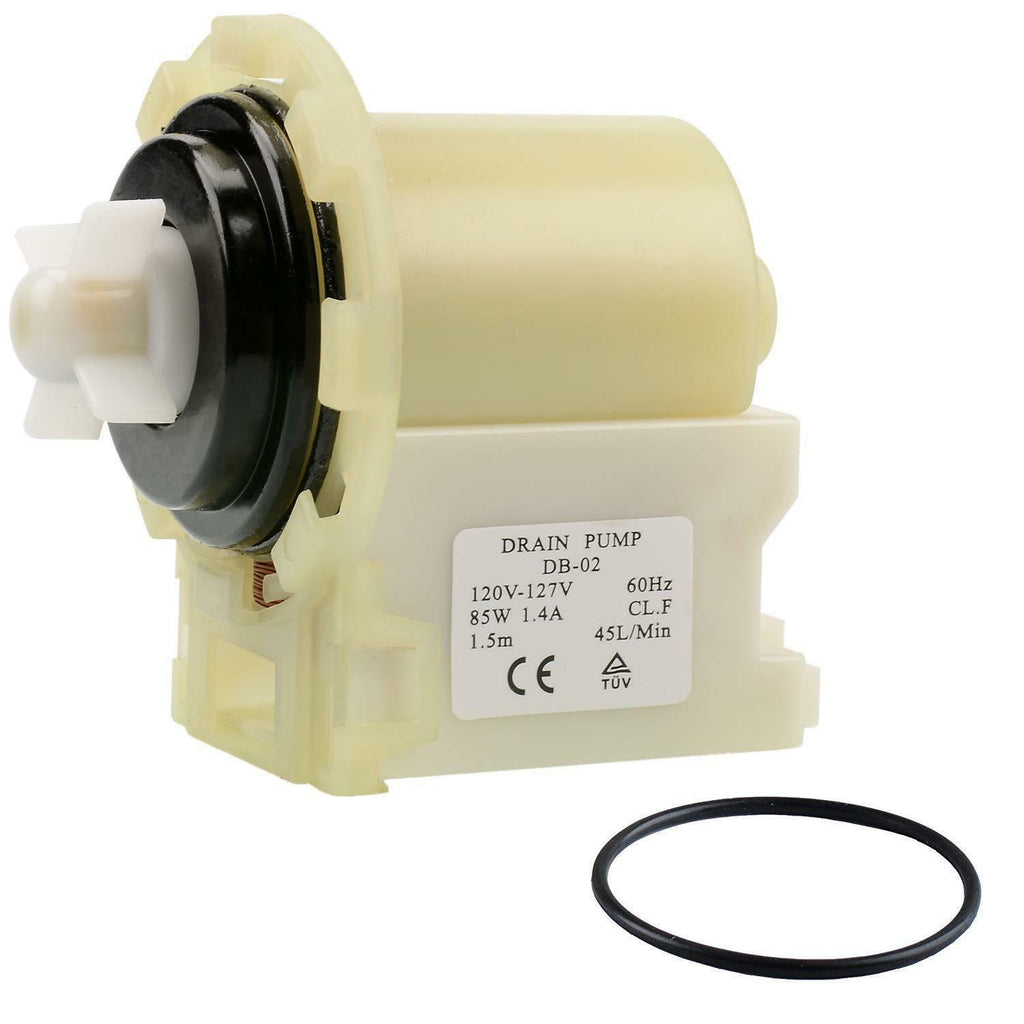 8540024 Washer Drain Pump Replaces WPW10730972 AP6023956 8540027