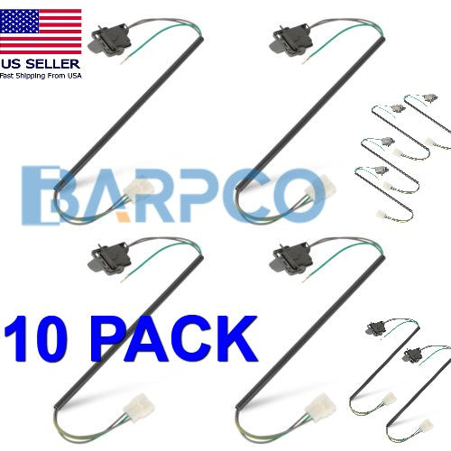 10 PACK 3949247 Washer Lid Switch for Whirlpool Kenmore 3949237 3949239 3949240