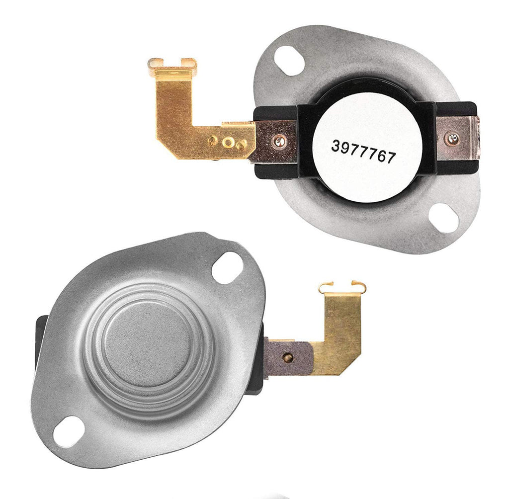 3977767 Dryer High Limit Thermostat Fits Whirlpool
