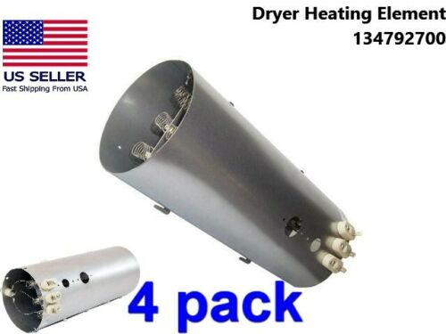 4 pack Dryer Heating Element Frigidaire,AP4368653,PS2349309,134792700