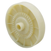 Whirlpool W10006356 Washer Pulley Replacement