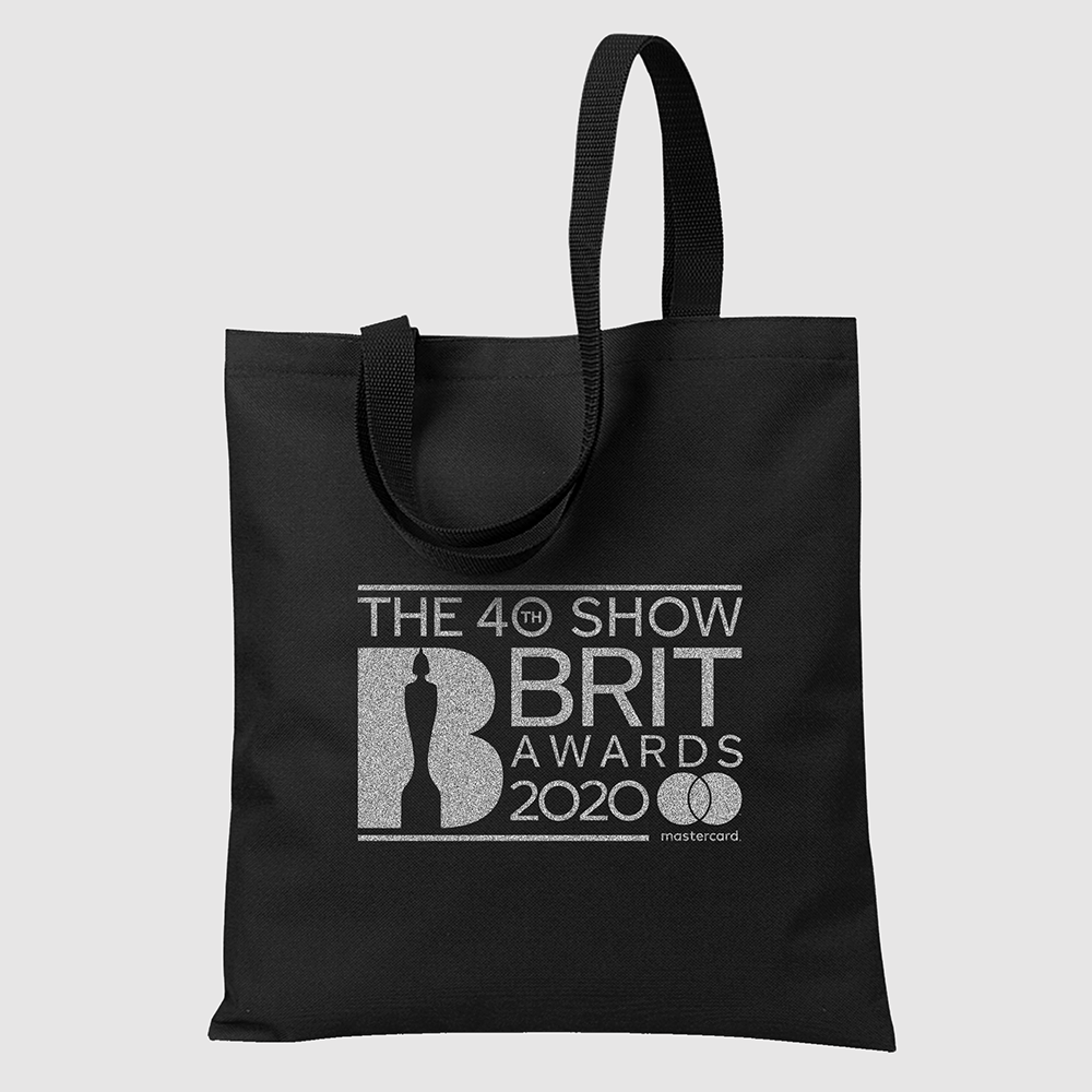 The BRIT Awards Tote Bag