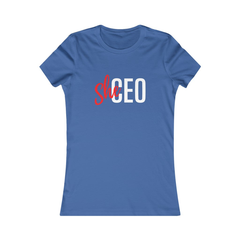 She-EO T-Shirt (without definition)