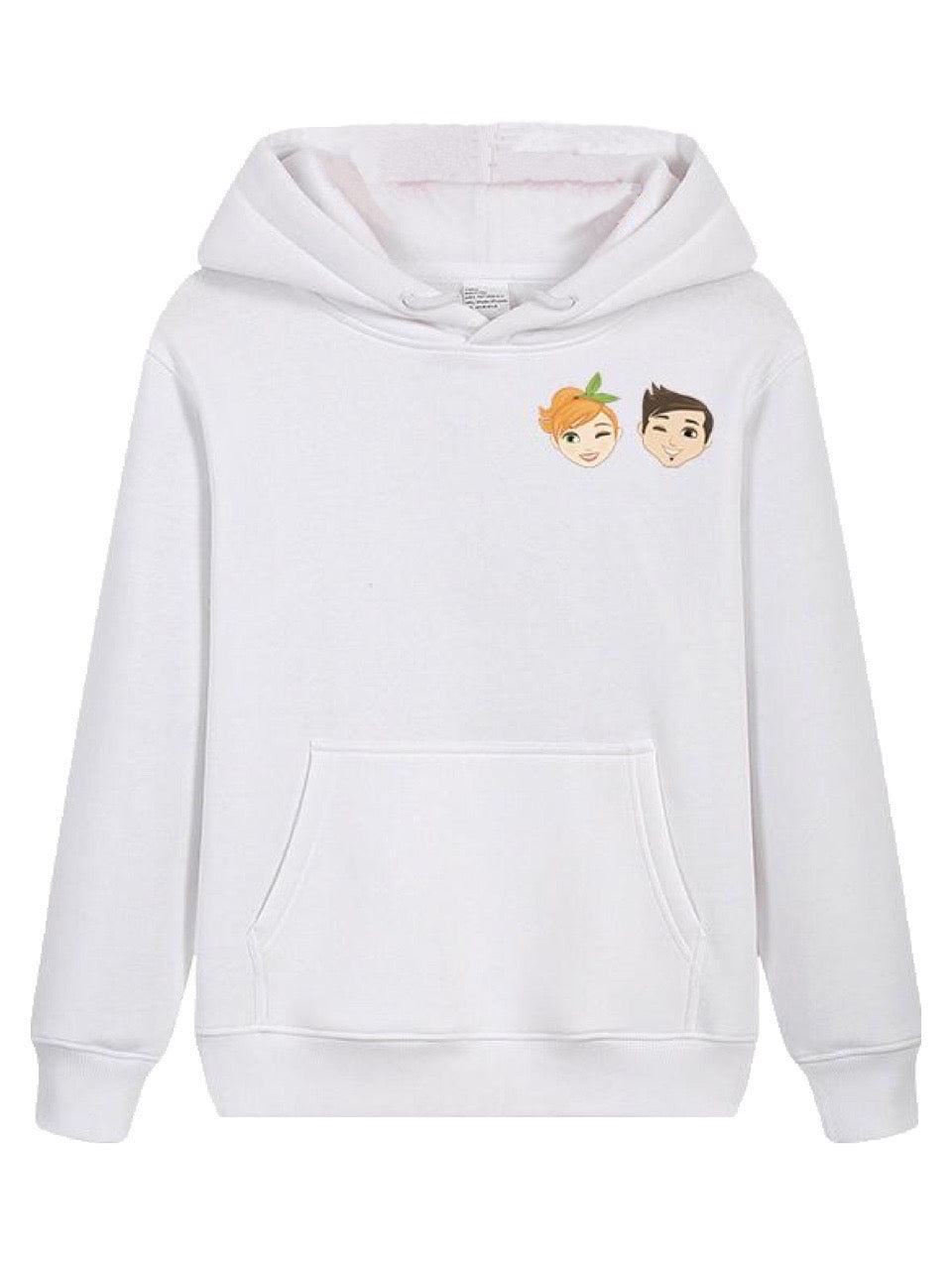 Heidi and Paul kids hoodie