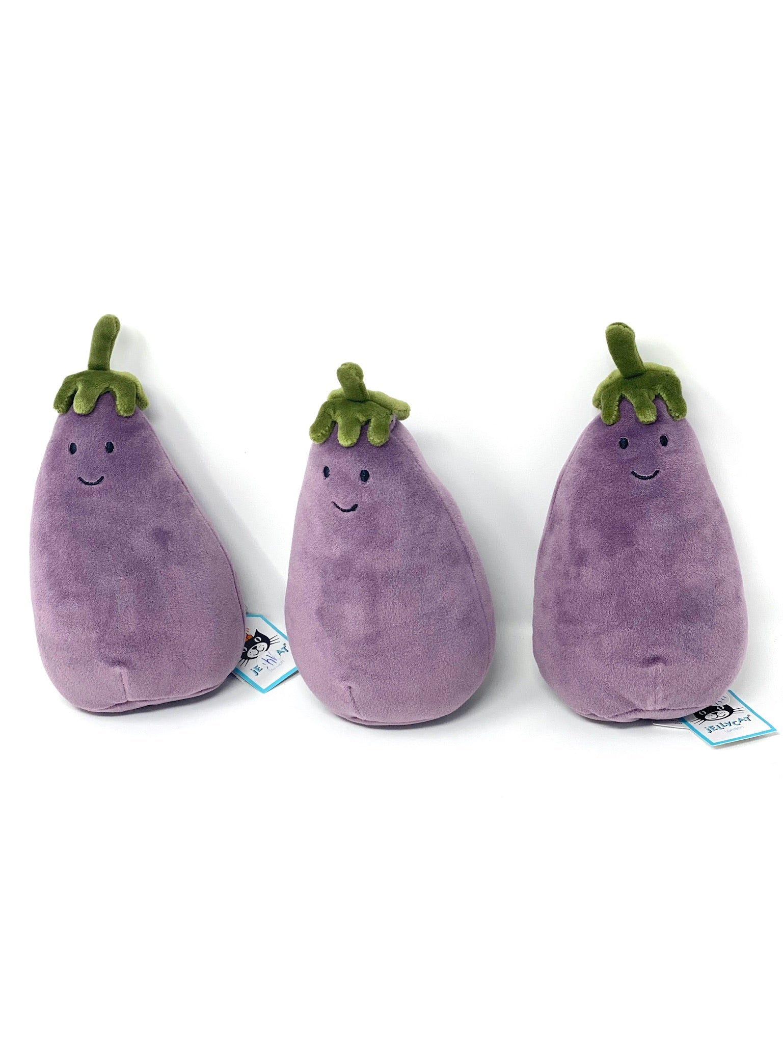 Jellycat Vivacious Vegetable Aubergine