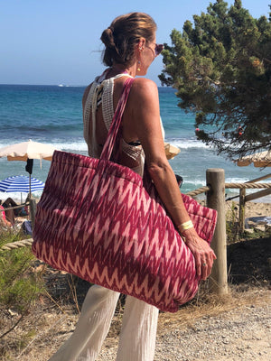 YAKRIS Big Beach Bag