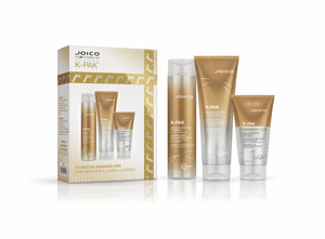 K-PAK Rescue Damaged hair trio