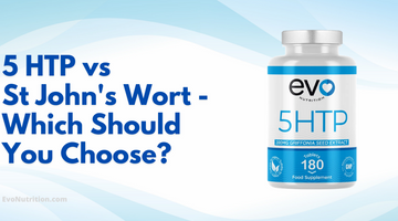 5-HTP Vs St John's Wort - Which Should You Choose?