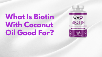 Biotin With Coconut Oil Benefits