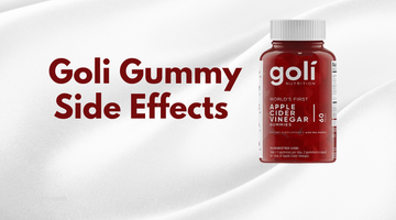 Goli Gummies Side Effects