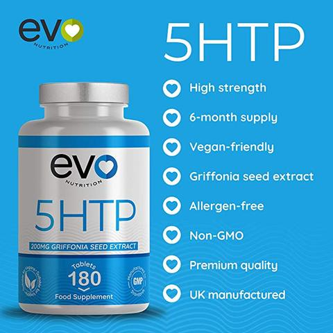 5 HTP 200MG Griffonia Seed Extract