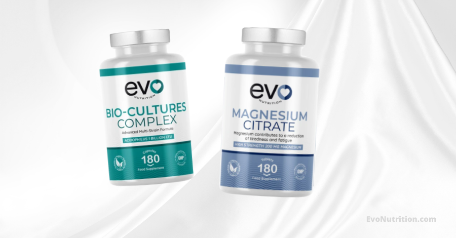 Tell me more about the supplements - best supplement for gut health