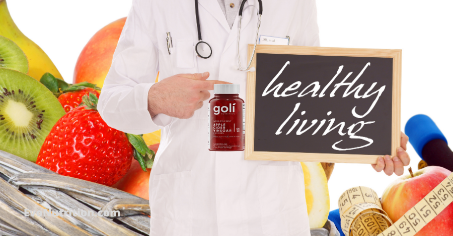Intermittent fasting and goli gummies for healthy living