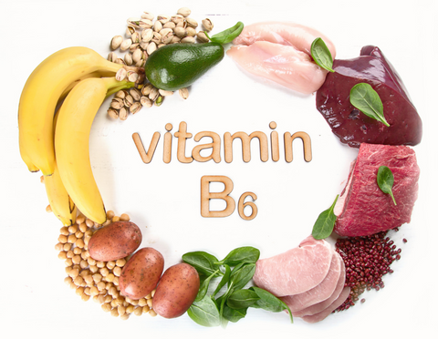 vitamin b6 Supplements for Hair Loss in Females