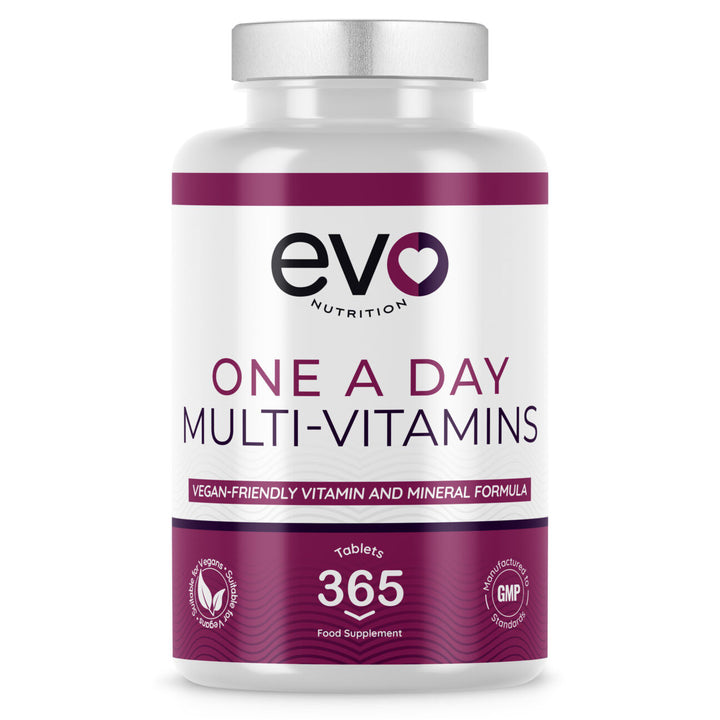 Multivitamin and Mineral Tablets