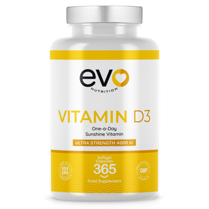 Vitamin D3 Supplements, 4000 IU Soft Gels