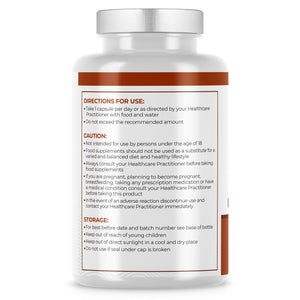 Maca Root 2500mg