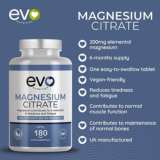 Magnesium Citrate Tablets 700mg