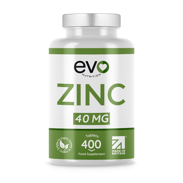 Zinc 40mg Supplements