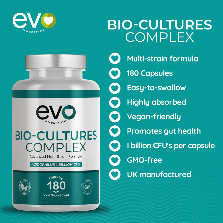 Bio-Cultures Complex, Probiotic Supplements