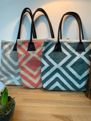 Great soft shopping bags
