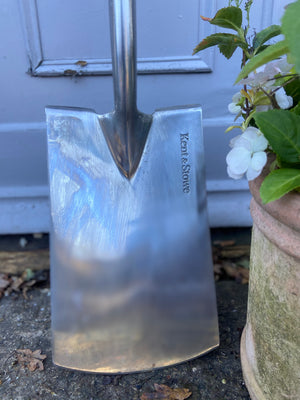 Stainless Steel Digging Spade