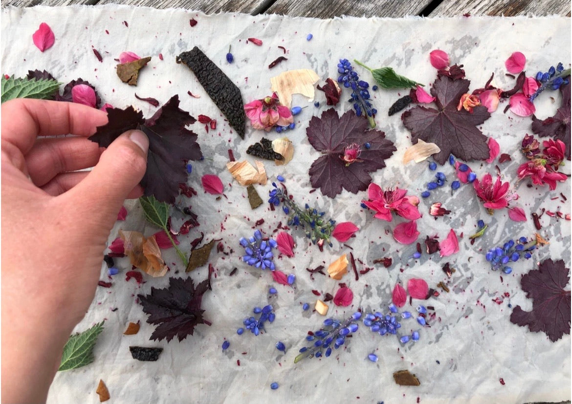 Natural Dyeing with Botanical Ingridents - 30th April and 8th May