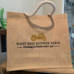 West End Canvas Shopper bag