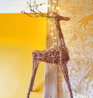 Make your own Christmas Reindeer - Thursday 3rd December