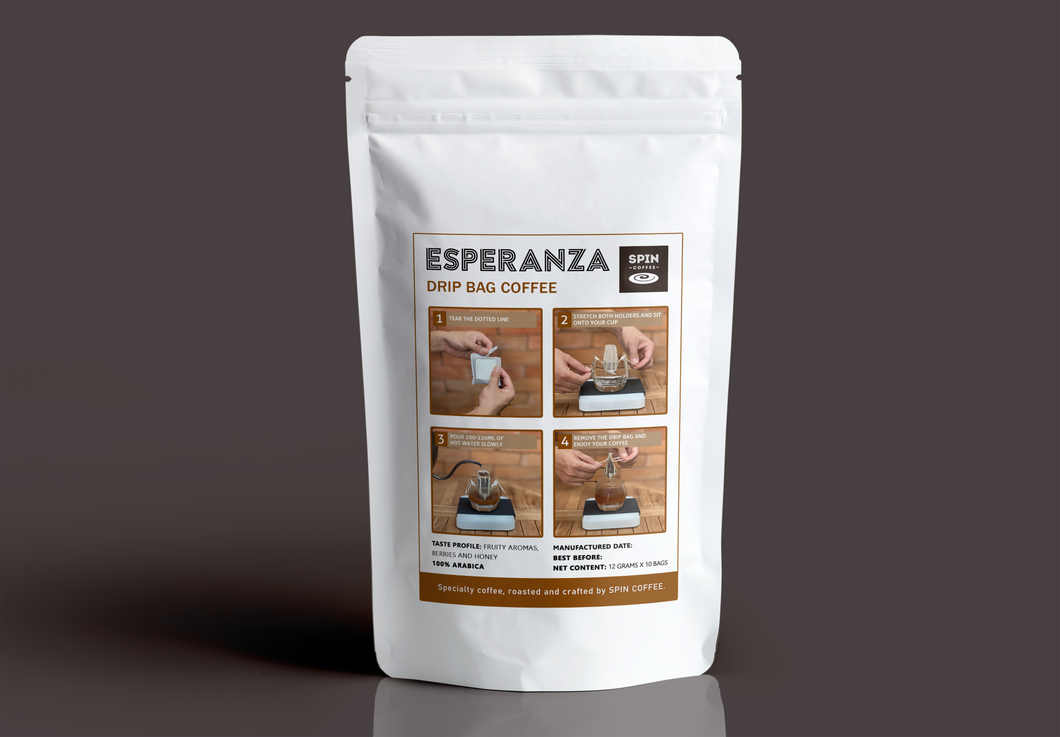 ESPERANZA Blend (Drip Bag Coffee)