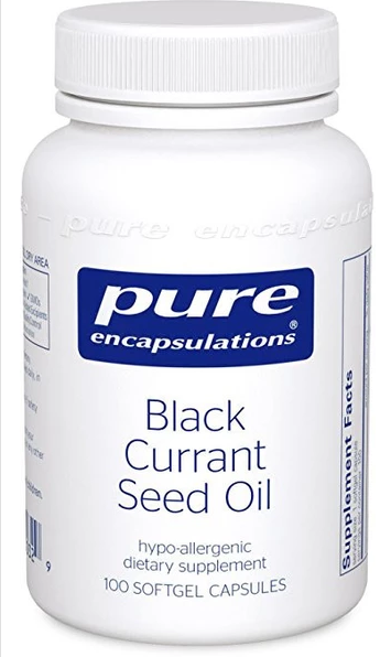 ***Black Currant Seed Oil