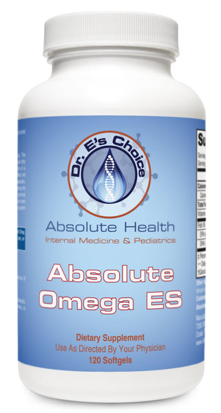 Absolute Omega ES , Pharmacy Grade Supplements - doctorestore, Doctor E's Choice Store