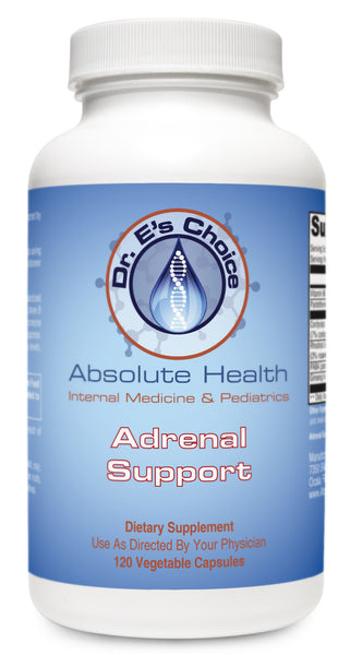 Adrenal Support , Pharmacy Grade Supplements - doctorestore, Doctor E's Choice Store