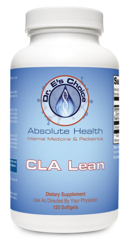 CLA Lean , Pharmacy Grade Supplements - doctorestore, Doctor E's Choice Store