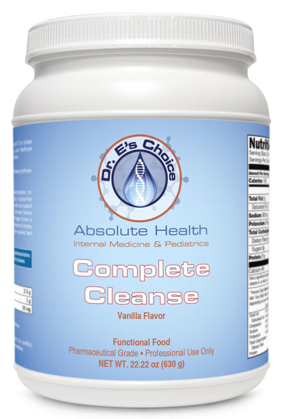 Complete Cleanse , Pharmacy Grade Supplements - doctorestore, Doctor E's Choice Store  - 1