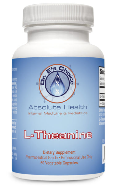 L-Theanine , Pharmacy Grade Supplements - doctorestore, Doctor E's Choice Store
