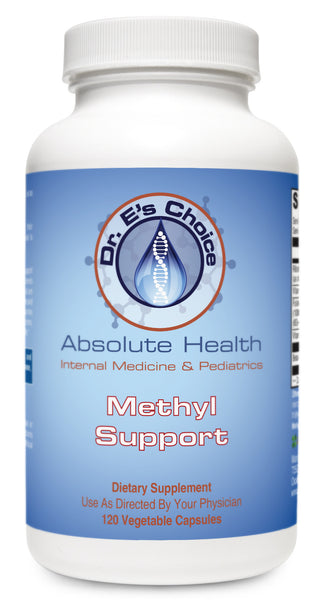 Methyl Support , Pharmacy Grade Supplements - doctorestore, Doctor E's Choice Store