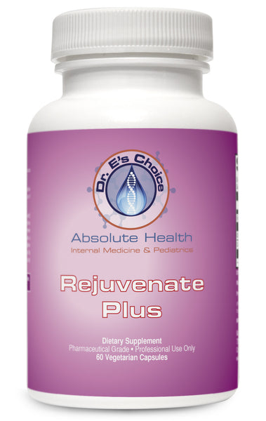 Rejuvenate Plus ,  - Doctor E's Choice Store, Doctor E's Choice Store