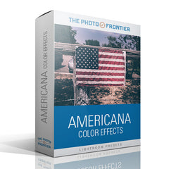 Americana Color Effects