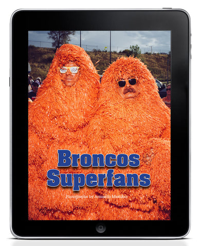 2013 Broncos Super Fans eBook
