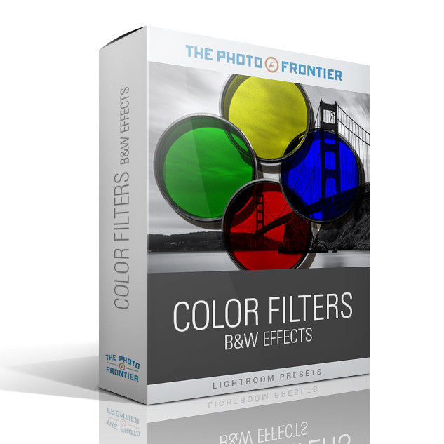 Color Filters For Black & White
