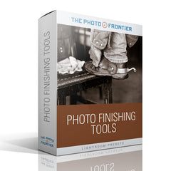 Photo Finsihing Tools
