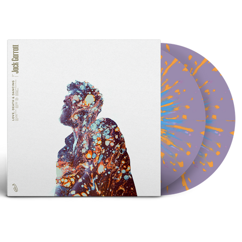 Love, Death & Dancing: Signed Exclusive Double Splatter 2LP + Digital Album