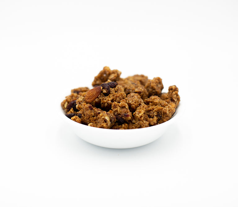 Cranberry Almond<br>Pecan Granola Clusters