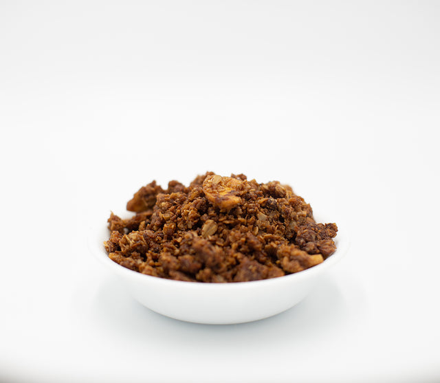 Chocolate Chip Banana<br>Granola Clusters