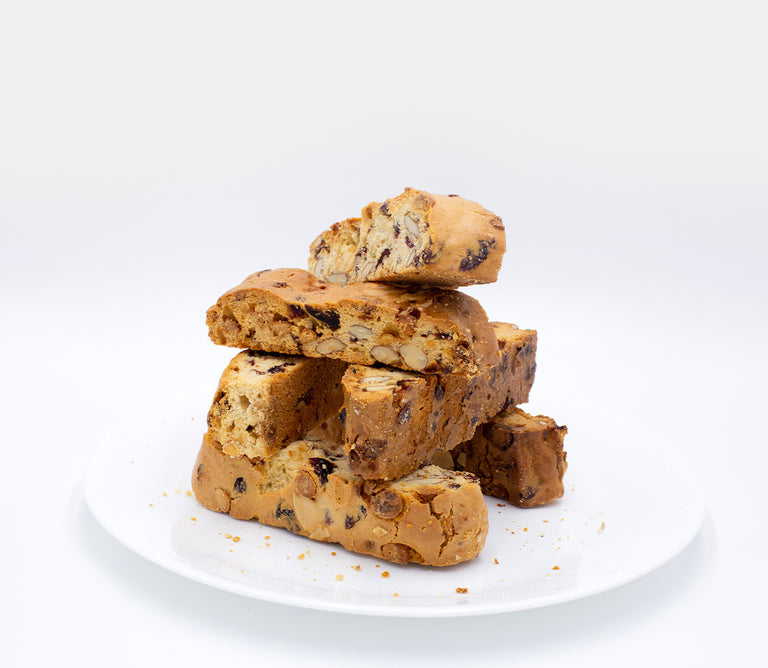 Chocolate Cranberry<br>Biscotti