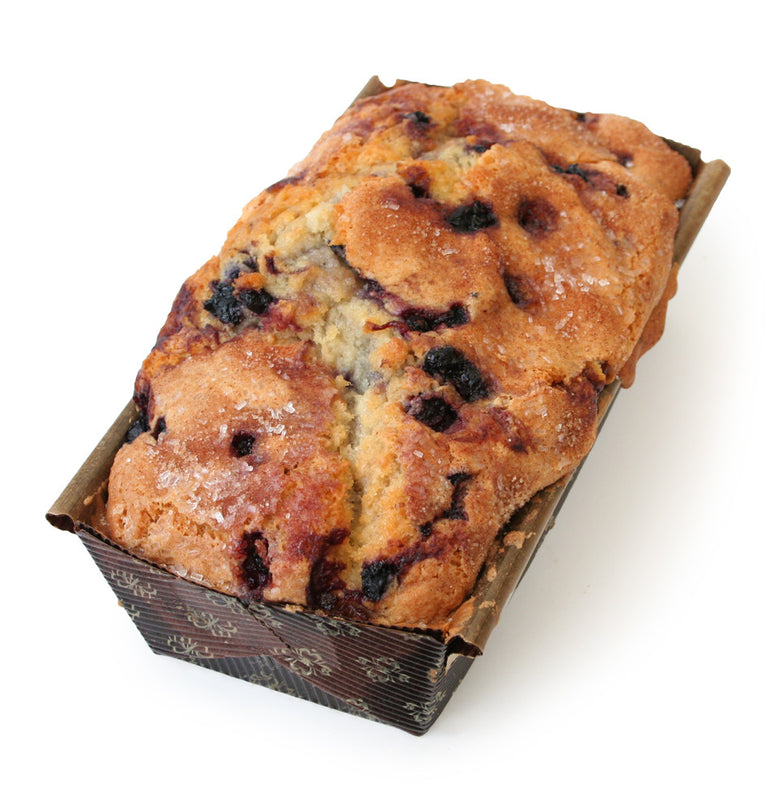 Blueberry<br>Tea Bread