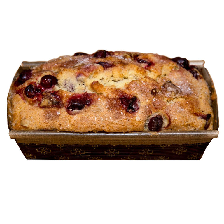 Cranberry Nut<br>Tea Bread